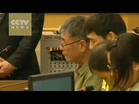 S. Korean captain gets life term for killing 304 passengers