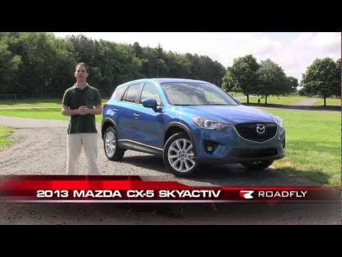 Mazda CX-5 2013 Test Drive & Car Review with Ross Rapoport by RoadflyTV