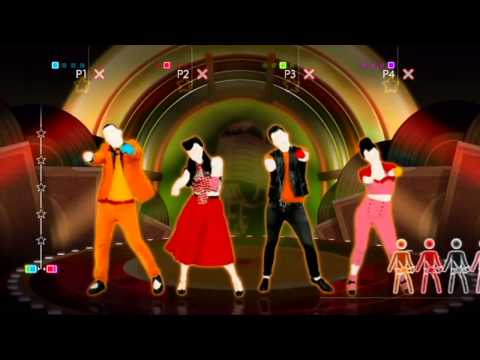 Just Dance 4 Jailhouse Rock   Elvis Presley video