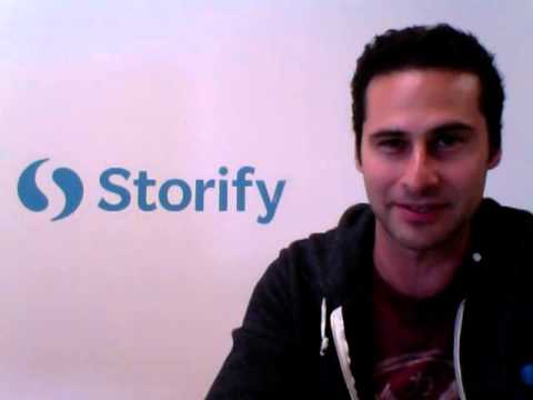 Ask the Innovator with Burt Herman of Storify!
