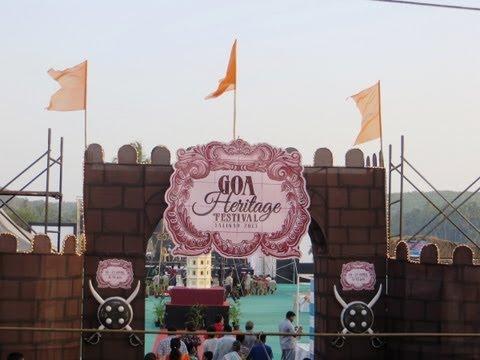 Goa Heritage Festival Saligao