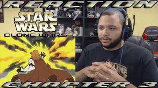 Star Wars Clone Wars 2003 Volume 1 Chapter 3 Reaction!!!