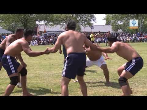 UK Kabaddi League 2014 - Derby- Tournament 1 - Part 2 of 6