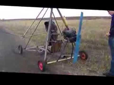 Мотодельтаплан-самоделка, екшн-камера XTR-2. hcdin.ru