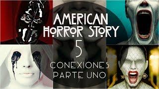 ¿Cómo se conectan las temporadas de American Horror Story? (Pt. 1)
