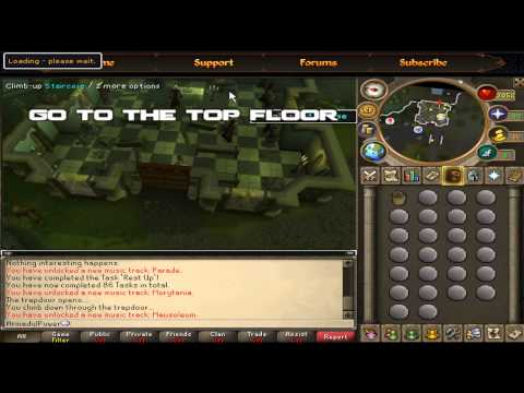 Runescape EOC Quest Guide – Priest in Peril [HD]
