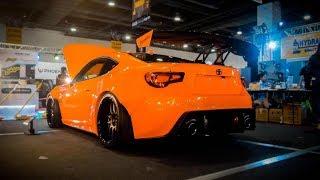 Best Modern Japanese Sports Car!   2017 Manila Auto Salon