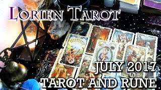 VIRGO JULY 2017 Psychic Tarot Reading