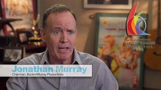 Jonathan Murray, 2015 Brandon Tartikoff Legacy Award Recipient, Video 1