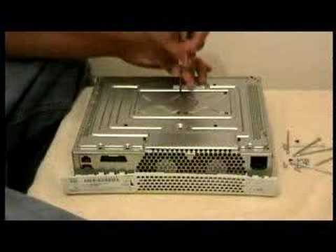 How To Open An Xbox 360