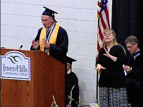 Inver Hills Community College Commencement Address 2012