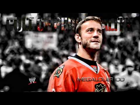 CM Punk 2nd WWE Theme Song - Cult of Personality (Arena Effects...