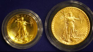The Largest and Heaviest U.S. Gold Coins Ever Minted