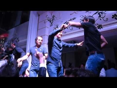 The Spanish team party after winning the 2011 Davis Cup. This is quite possibly the world's most poorly taken 10 minutes of video ever. I promise it gets a b...