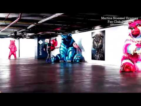 Martina Stoessel by Benito Fernandez en BAFWEEK