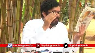 Posani Krishna Murali Sensational Comments On ABN Radhakrishna | Posani Comments On Nandi
