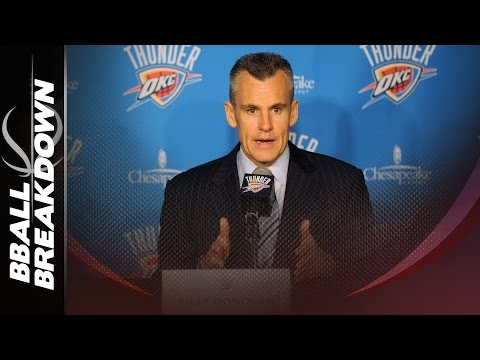 How Billy Donovan Will Coach Russell Westbrook, Kevin Durant, And The OKC Thunder