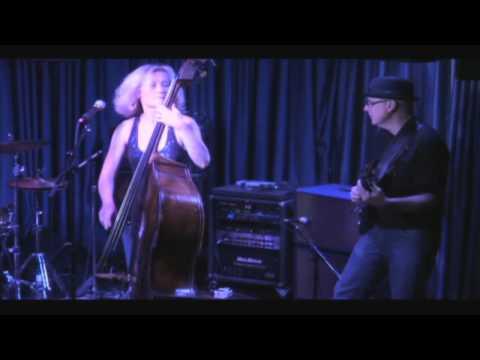 Chris Poland and the Les Paul Trio - Fever - IridiumLive! 7.23.12