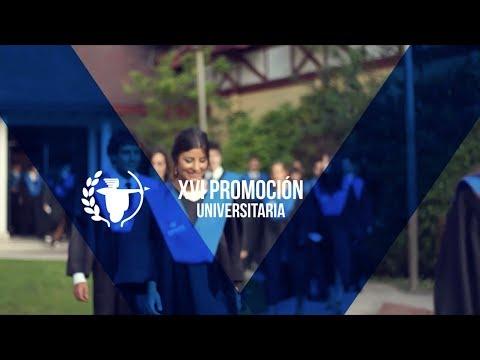 Graduación XVI Promoción Universitaria de CESINE