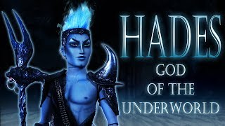 Custom Hades Doll with Real Flame!  [ HALLOWEEN SPECIAL ]
