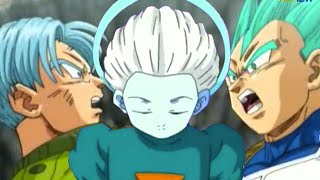 Dragon Ball Super Episode 54 Review - Trunks vs Vegeta Fight and Grand Kai of All Universes!