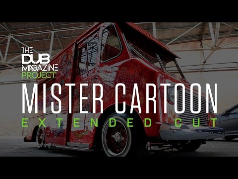 Mister Cartoon : DMP Extended Cut