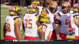 Maryland Terrapins at Michigan Wolverines in 30 Minutes - 11/5/16