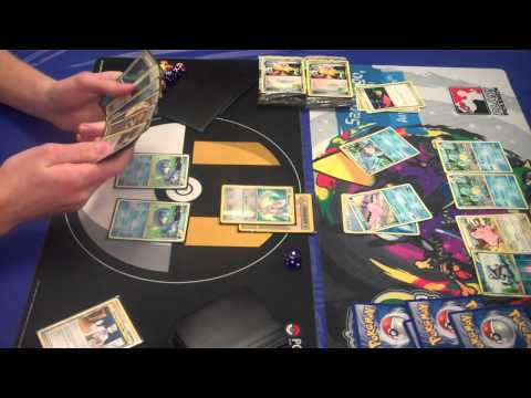 Pokemon Trading Card Game Match: Rantoul, IL Battle Road Game 1