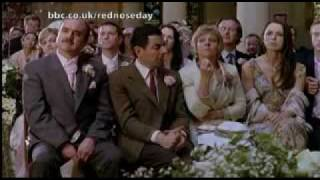Mr Bean Wedding