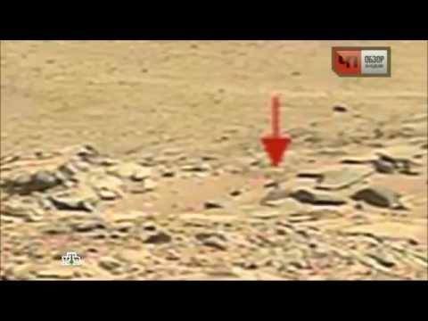 Кресты и надгробия на Марсе  озадачили ученых