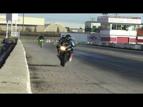 2011 Kawasaki ZX10r the first independent video, let the good times roll