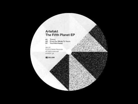 Artefakt - The Fifth Planet