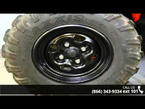 2014 Yamaha Grizzly 550 FI Auto. 4x4 EPS  - RideNow Power...