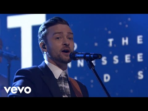 Justin Timberlake - Not A Bad Thing (Live on The Tonight Show Starring Jimmy Fallon)