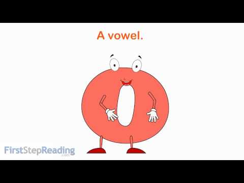 Learn the Vowels | A E I O U, Beginning Readers Grammar Phonics Lesson