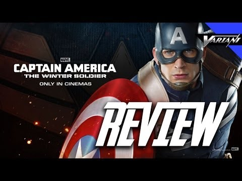 Captain America: The Winter Soldier Movie REVIEW!