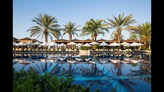 Crystal Tat Beach Golf Resort & Spa Belek Antalya
