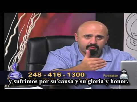 "Musulmán amenaza a cristianos en ""Jesús o Mahoma"" (Muslim Threathens Christians for Speaking)"