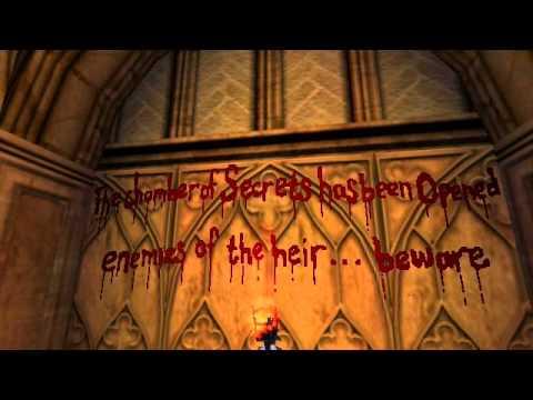 Гарри Поттер и Тайная комната - Второй урок (2)