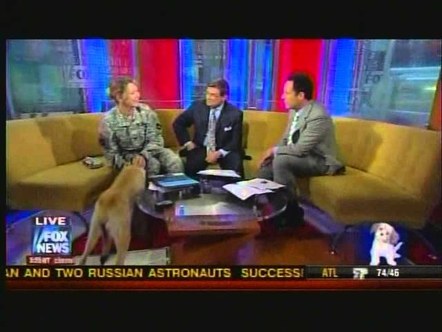 Arthur E Benjamin on Fox and Friends