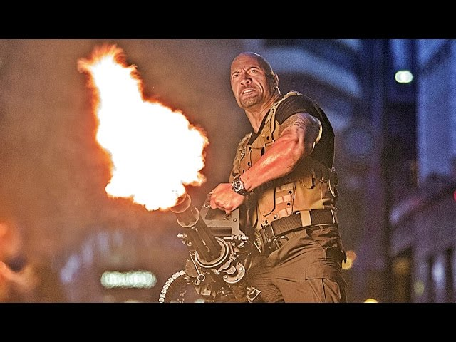 FAST & FURIOUS 7   Trailer & Featurette deutsch german [HD]