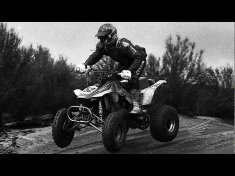 Honda TRX450R / TRX250R History - A Celebration of Four Wheel Racing Heritage / Honda of Chattanooga