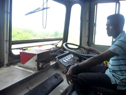 Sri Lanka ශ් රී ලංකා Ceylon Tata Bus Drive Youtube