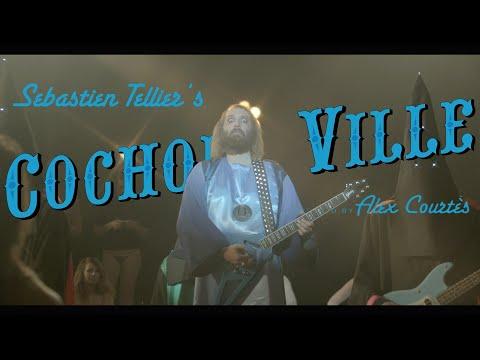 Sébastien Tellier - Cochon Ville (Official Video - Censored Version)
