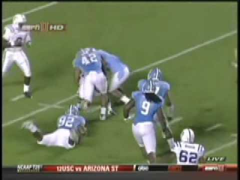 North Carolina Tar Heels Football Front Seven 2009 Video
