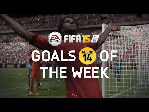 FIFA 15 Greatest Goals
