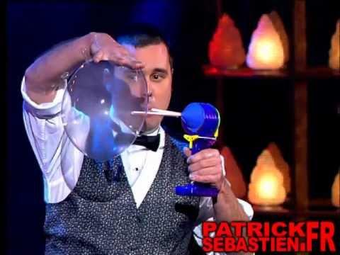 Show de burbujas