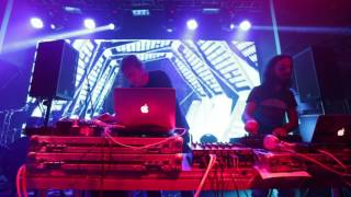 Goatika (GOA) & Alwoods (GRE) live on Sticky Jam festival Moscow part 3