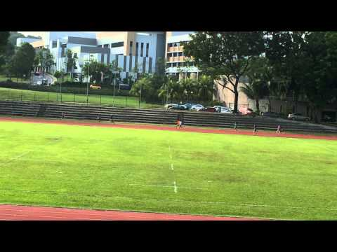 Singapore Chinese Girls' School Sport Day Secondary 4 4x1 Relay