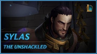 LEAGUE OF LEGENDS - SYLAS The Unshackled | Champion STORY Trailer (2019) HD